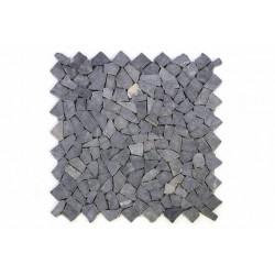 Mramorová mozaika Garth- sivá obklady 1 m2