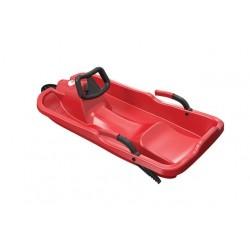 Skibob s volantom A2035 / 1 - červený