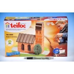 Stavebnice Teifoc Kostel v krabici 29x17,5x8cm