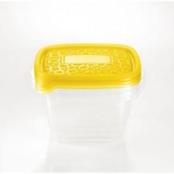 Set 3x plastová miska TAKE AWAY1,1L - oranžové CURVER