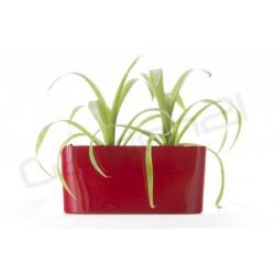 Samozavlažovací kvetináč G21 Combi mini červený 40cm