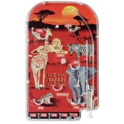 Pinball Tivoli zvířátka 19x21cm společenská hra v sáčku