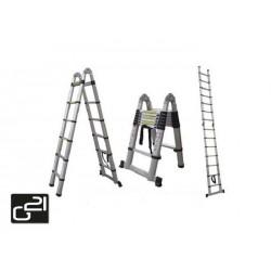 Teleskopický rebrík G21 GA-TZ16 - 5M