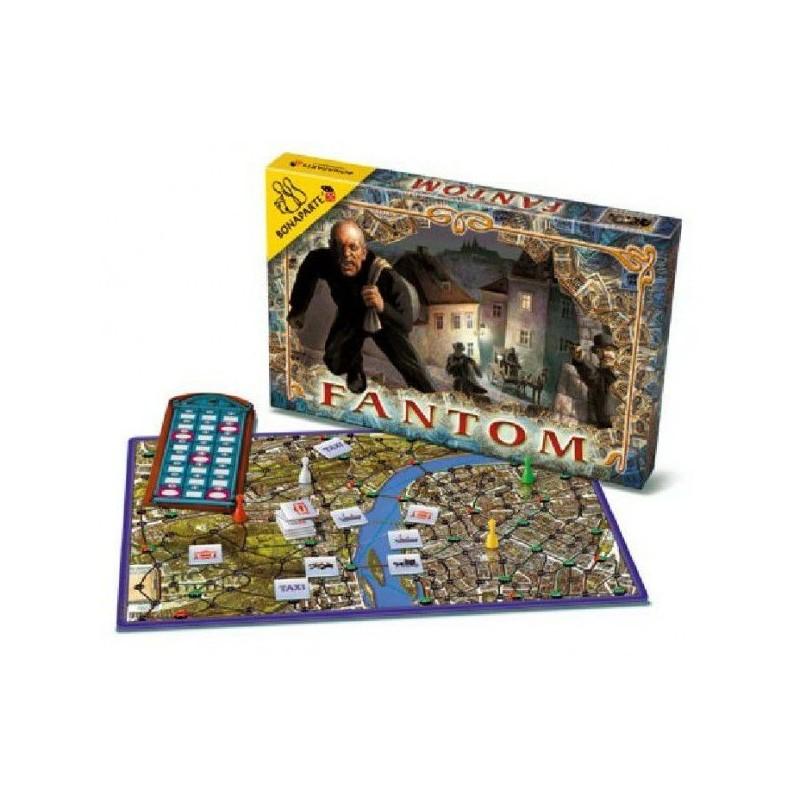 Fantom společenská hra v krabici 28x20x6cm