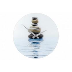 Nástenné hodiny WENKO 37 cm - meditácia