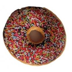 Vankúš donut 3D - farebný