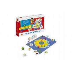 Mluvím správně společenská hra v krabici 29x19x4cm