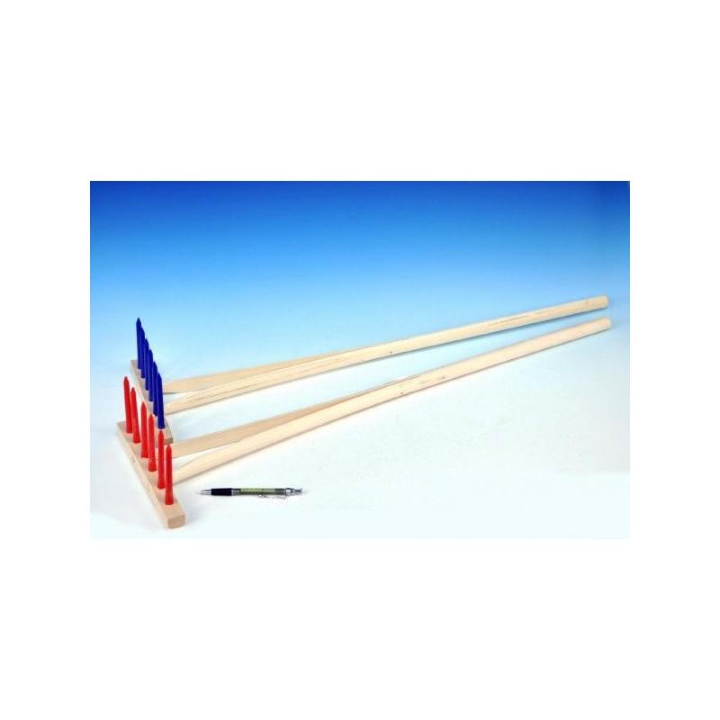 Hrábě dřevo/plast 90cm asst nářadí