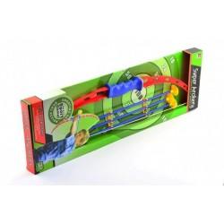 Luk a šípy 3ks plast 71cm  v krabici