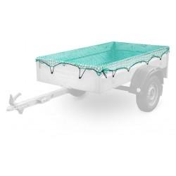 Sieť na prívesný vozík, 1,5 x 2,2 m