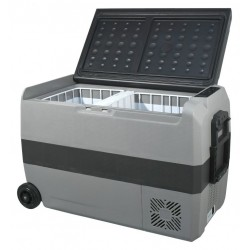 Chladiaci box DUAL kompresor - 50 L, 230/24/12V -20 °C