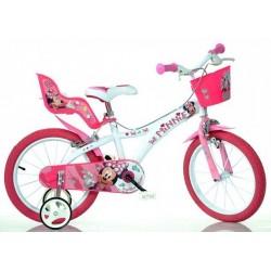 Detský bicykel Barbie - 16&quot