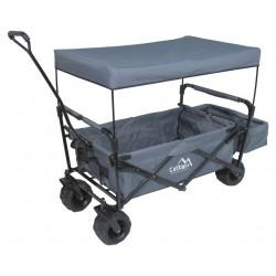 Kempingový zastrešený vozík skladací TROGIR ROOF