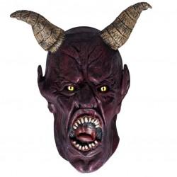 Halloweenska maska - diabol