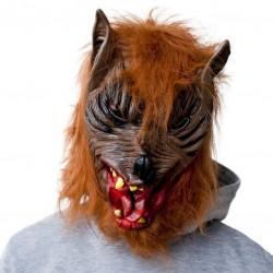 Halloweenska maska - vlkodlak