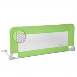 Detská zábrana na posteľ, 102 cm, zelená