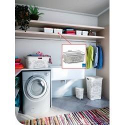 Plastový úložný box 5 L - laundry bag