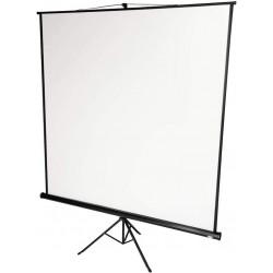 Projekčné plátno so statívom, 244 x 182 cm