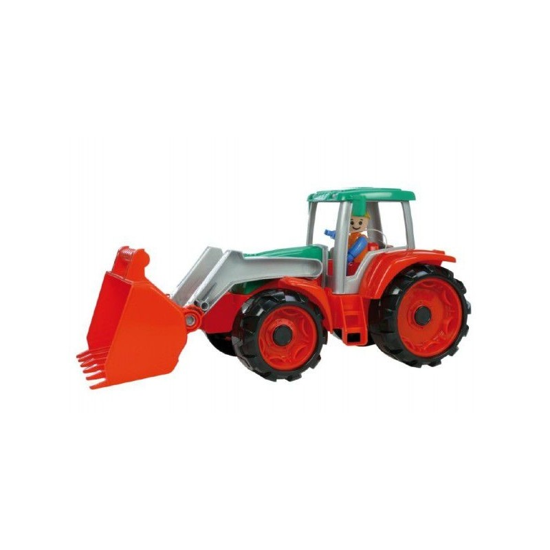 Auto Truxx traktor nakladač plast 35cm 24m+