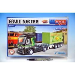 Stavebnice Monti 66 Fruit Nectar Actros 1:48 v krabici 32x20,5x7,5cm