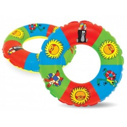 Kruh Krtek nafukovací 61cm v sáčku