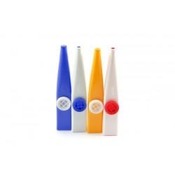 Kazoo plast 12cm - 4 barvy