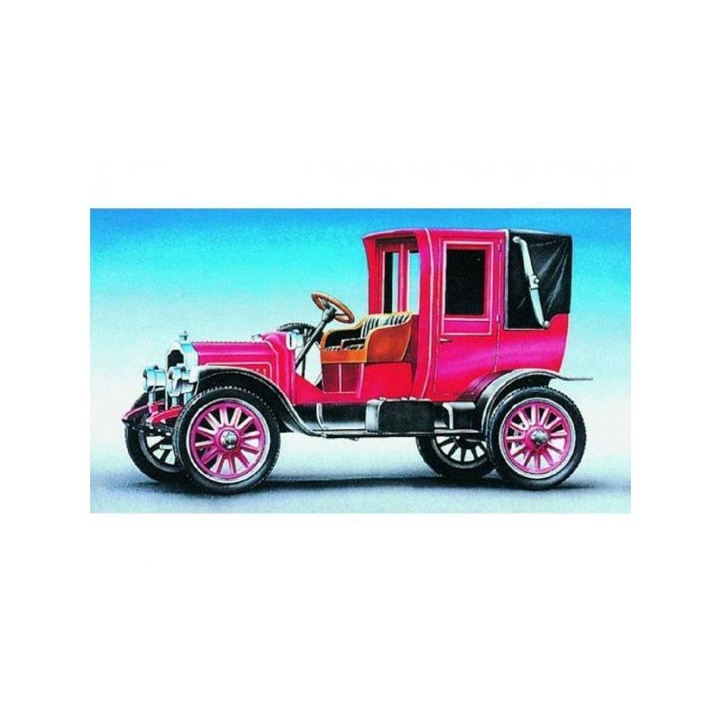 Model Packard Landaulet 1912 12,7x5,8cm v krabici 25x14,5x4,5cm