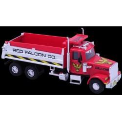 Stavebnice Monti 44 Dumper Truck Western star 1:48 v krabici 22x15x6cm