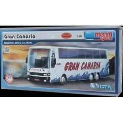 Stavebnice Monti 31 Gran Canaria-Bus Setra 1:48 v krabici 31x16x7cm