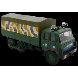 Stavebnice Monti 11 Czech Army Tatra 815 1:48 v krabici 22x15x6cm