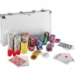 Poker set 300ks žetónov 25-1000 dizajn Ultimate
