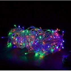 LED osvetlenie 20 m - farebné, 200 diód