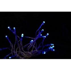 Vianočné LED osvetlenie Garth 3 m - modré, 20 diód