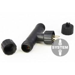 diLED T prípojka pre systém LED svetelných reťazí