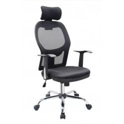 Kancelárska stolička s opierkou hlavy ARIZONA