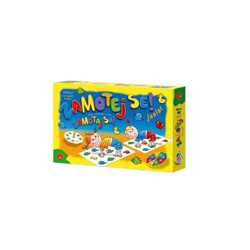 Zamotej se!  společenská hra v krabici 37,5x26,5x5,5cm